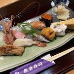 亀喜寿司 - 親方おまかせにぎりコース