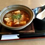 79283199 - 土鍋マーボー豆腐