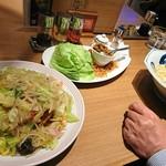 79286386 - ちゃんぽん麺も
