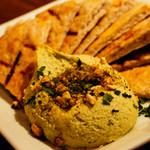 IVY PLACE - えんどう豆のハムス、クリスピーガルバンゾーとザータースパイス