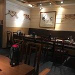 魚王KUNI(うおくに) - テーブル席