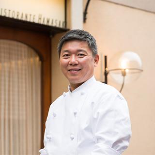 濱崎龍一氏(ハマサキリュウイチ)―日本のイタリア料理界の巨匠