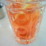 柏水堂 - 冷たいアールグレイ紅茶(400円)
