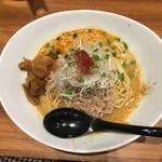 担担麺 胡 - カレー担担麺
