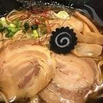 麺家 不忘 - 醤油らーめん(大)