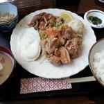 旬菜もぐもぐ - 料理写真:もぐもぐ800円 馬い。