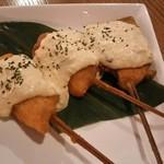 串勝 六角屋 - お魚にタルタルソース