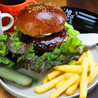 渋谷で至極のハンバーガーをどうぞ!