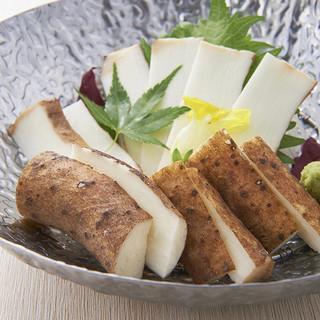 皮ごと食べられる!栄養価の高い山の宝物【自然薯】