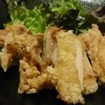 いざけ屋ひなた - 若鶏の唐揚げ