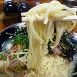 7930816 - 中細ストレート麺