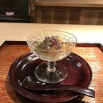 79300417 - (2017年12月)ホッキ貝のジュレ酢