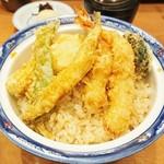 銀座 天ぷら 阿部 - 上天丼