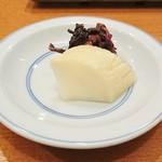銀座 天ぷら 阿部 - 香の物