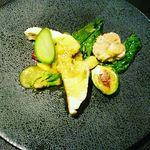 ラトリエケー - 三重県産タラ カレー風味