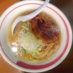 札幌らーめん Tunatori - 塩ラーメン