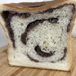 食パン専門店 アルテの食パン - スライスしてみると