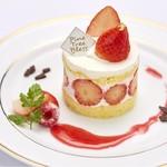Pine Tree Bless - Strawberry Sponge cake2