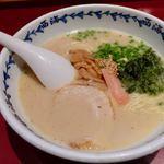 ラーメンショップ 西海 - 料理写真:西海 500円(税別)
