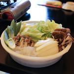 松茸屋魚松 - 野菜☆