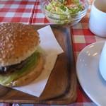 サニーサイドカフェ - 料理写真: