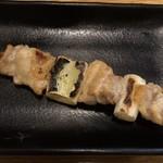 炭焼 やきとん なみ平 - ねぎま ¥140
