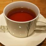 上高地あずさ珈琲 - 紅茶