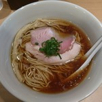 らぁ麺 はやし田 - 醤油らぁ~麺@800