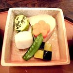 太郎兵衛寿司 - 含め煮