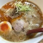 麺屋 一八 - 麻辣担々麺