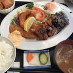 米常 - 料理写真:Aランチ