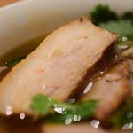 ベトナムダイニング ハノイのホイさん2(ハイ) - 豚角煮とトマトのフォーセット@税込1,100円
