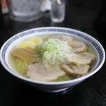 山汁らーめん - 料理写真:塩 チャーシュー麺☆