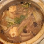 79309147 - カキ味噌鍋