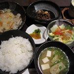 大福  - お魚定食