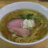 中華そば こてつ - 料理写真:塩ラーメン650円