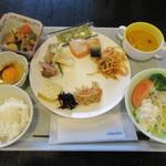 ホテルビスタ - 料理写真:朝食ビュッフェ 830円