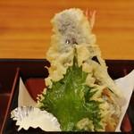 杵屋 - 天ぷら盛り合わせ