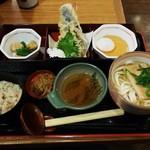 杵屋 - 味菜膳1,030円