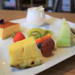 パナリ CAKE&CAFE -