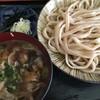 国分寺 甚五郎 - 料理写真:肉づけうどん(小盛)