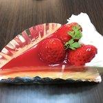 ケーキハウスミサワ - タルト・オ・フレーズ