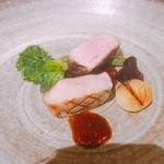 アトリエドフク - お肉 ジャパンX 豚肉のグリル