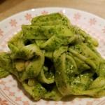 パスタ職人のいるイタリアン Pastaio Labo - 木の実香るジェノベーゼソース