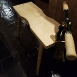 パスタ職人のいるイタリアン Pastaio Labo - 木馬みたいな製麺機