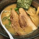 麺屋 國 - 201801濃厚煮干し
