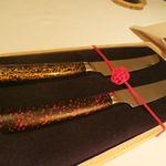79317391 - 日本刀のナイフ