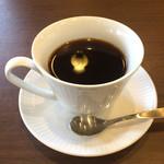 ツタヤ喫茶店 - マンデリンです