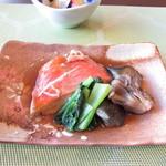 菜萌食堂 - 料理写真:金目鯛の煮付け