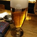 Funky - 生ビール